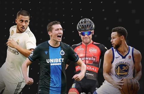 Les événements sportifs à ne pas manquer en novembre sur Proximus Pickx