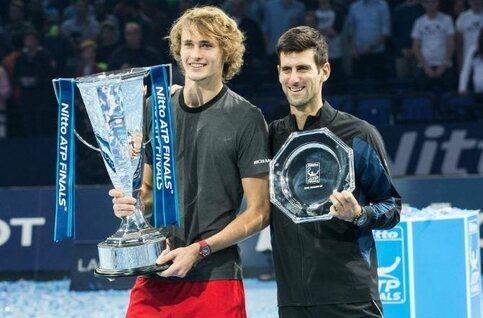 Le tournoi « ATP Finals », l'officieux Championnat du monde de tennis pour terminer la saison