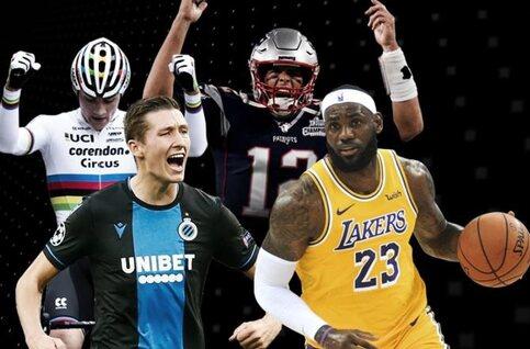 Niet te missen: deze sportevenementen kan je in december volgen via Proximus Pickx
