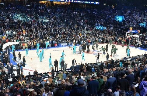 NBA: de top 5 plays dit seizoen