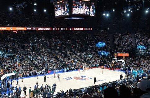Un avant-goût de la reprise en NBA