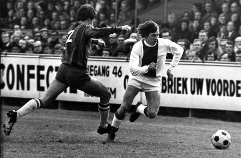 On this day: Johan Cruyff intègre l'académie de l'Ajax