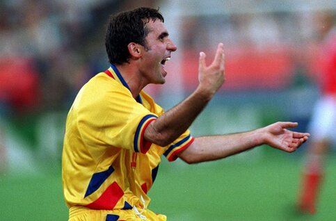 One day, one goal: Gheorghe Hagi tovert op het WK in 1994