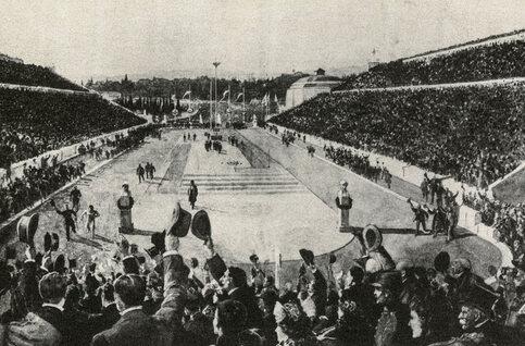 On this day : la première édition des Jeux olympiques d'été modernes