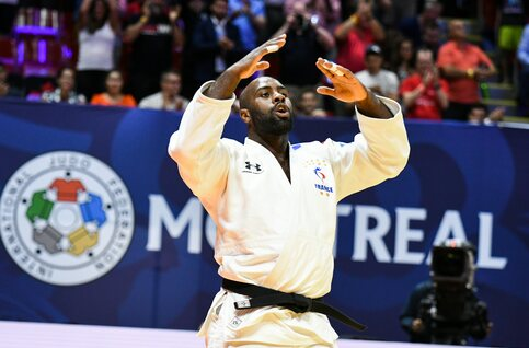 On this day: Teddy Riner ziet het levenslicht