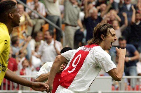 One day, one goal: Zlatan Ibrahimovic speelt NAC Breda op een hoopje