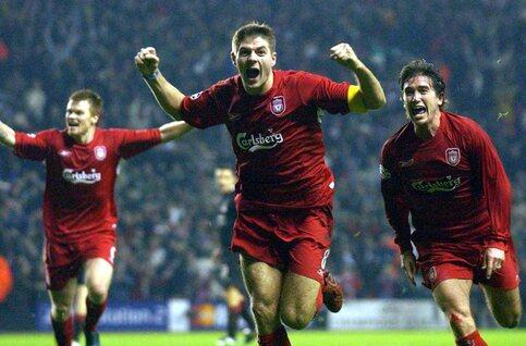 One day, one goal: le missile de Steven Gerrard sauve les Reds