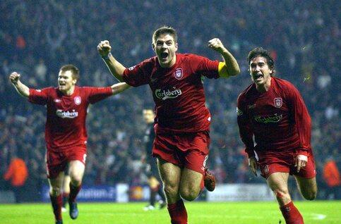 One day, one goal: de verschroeiende uithaal van Steven Gerrard