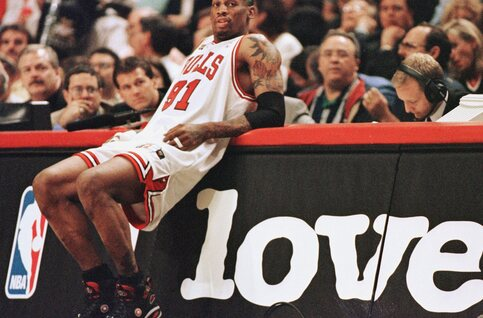 Enfants terribles: Dennis Rodman