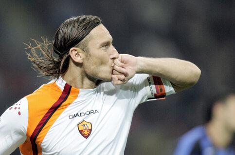 One day, one goal: Totti réduit Giuseppe Meazza au silence