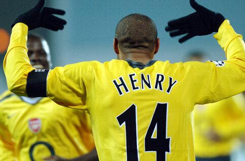 One day, one goal: le splendide extérieur du pied de Thierry Henry