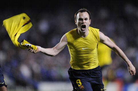 One day, one goal: Iniesta réduit Stamford Bridge au silence