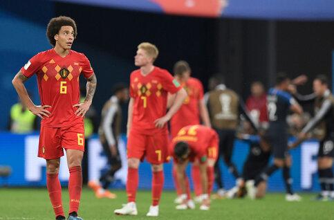 Il y a deux ans, la France brisait le rêve des Diables Rouges en Coupe du monde