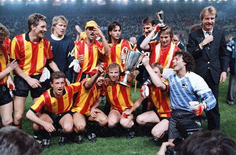 On this day: KV Mechelen wint Europabeker voor Bekerwinnaars