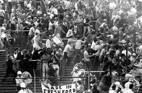 On this day: un triste anniversaire pour le drame du Heysel