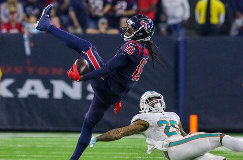 Les tops et les flops de la semaine 8 en NFL