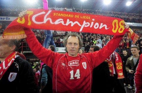 Le Standard de Liège champion après 25 années de disette