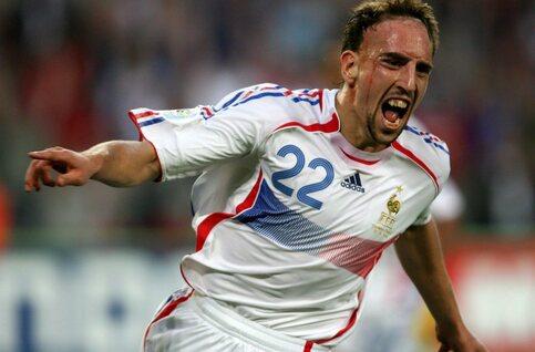 One day, one goal: la fusée Ribéry se fait connaître de l'Espagne