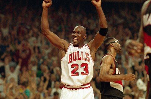 Nouveau sur Netflix: Michael Jordan au sommet de sa gloire dans «The Last Dance»