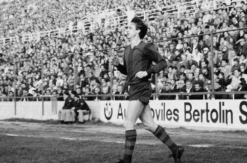 Levante, le drôle de point commun entre Johan Cruyff et les chauves-souris