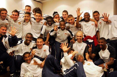 Comment Lyon a marqué l'histoire de la Ligue 1 en 2006
