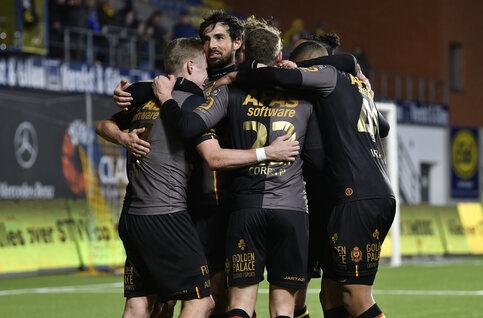 Trois éléments à retenir du weekend dernier dans le football professionnel belge