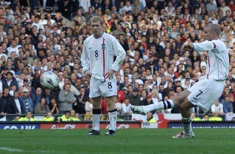 One day, one goal: David Beckham délivre tout un peuple