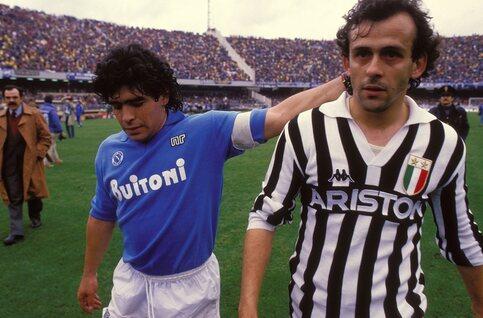 One day, one goal: Diego Maradona fait taire la Juventus