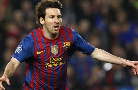 Lionel Messi draagt FC Barcelona na het vertrek van Pep Guardiola