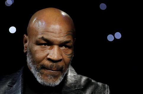 Mike Tyson est encore prêt à faire mordre la poussière à la concurrence