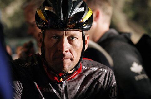 """Lance Armstrong: """"Cela pourrait être pire. Je pourrais être Floyd Landis et me réveiller chaque jour comme une m*rde"""""""