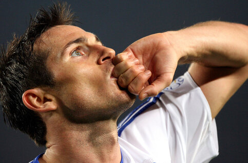 One day, one goal: le lob subtil de Lampard contre Barcelone