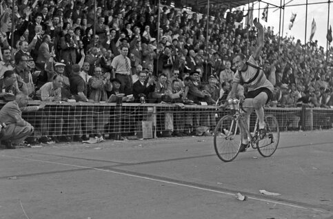 On this day: le monde du cyclisme dit adieu à Briek Schotte
