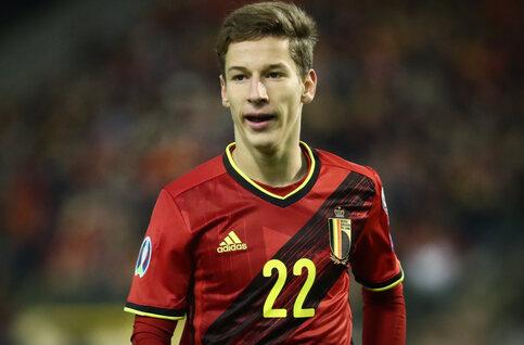 Les nouveaux golden boys du football belge