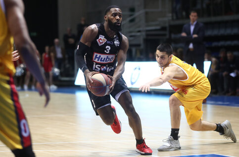Uitgelicht: focus op de Euromillions Basketball League