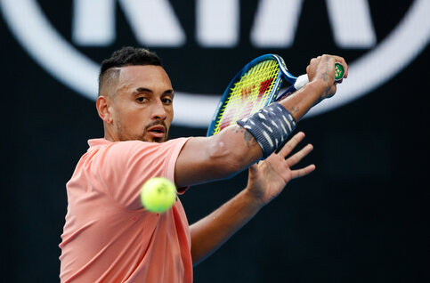 Nick Kyrgios, un talent aux multiples visages