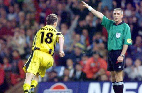 One day, one goal: le but historique de Pavel Nedved contre Majorque