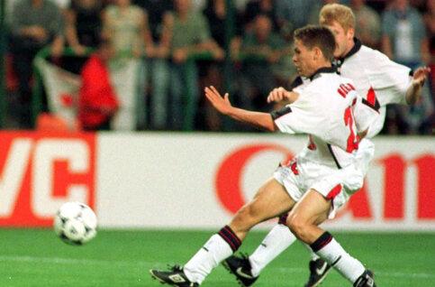 One day, one goal: Michael Owen enrhume la défense argentine