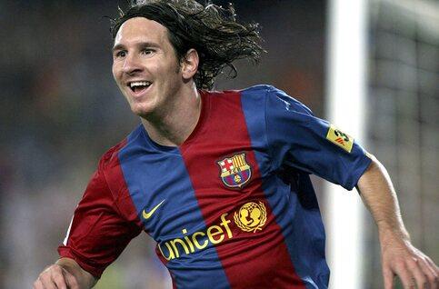 One day, one goal: de dag dat Messi Maradona achterna ging