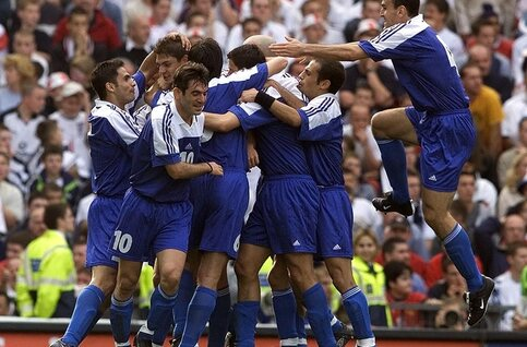 One day, one goal: David Beckham bevrijdt een hele natie