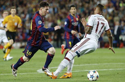 One day, one goal: le jour où Lionel Messi a humilié Jérôme Boateng