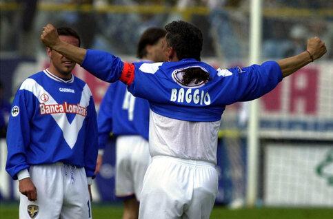 One day, one goal: la légende Baggio crucifie la Juventus