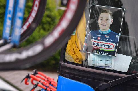 On this day: zwarte dag voor het Belgische wielrennen