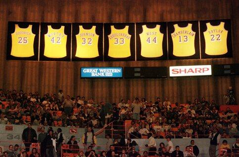 On this day: LA Lakers vestigen zegerecord in NBA