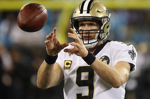 Niet te missen deze week in de NFL op Eleven Sports : Los Angeles Rams - New Orleans Saints