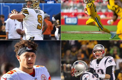 Finales de conférences NFL : les meilleurs sont au rendez-vous