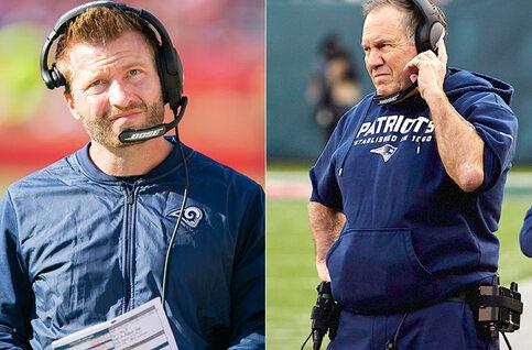 Los Angeles Rams – New England Patriots : présentation des équipes qui s'affronteront lors du Super Bowl LIII