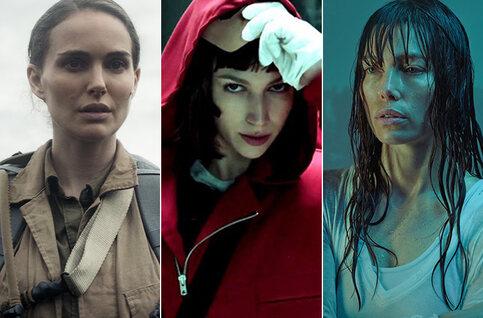 Vos contenus préférés sur Netflix en 2018