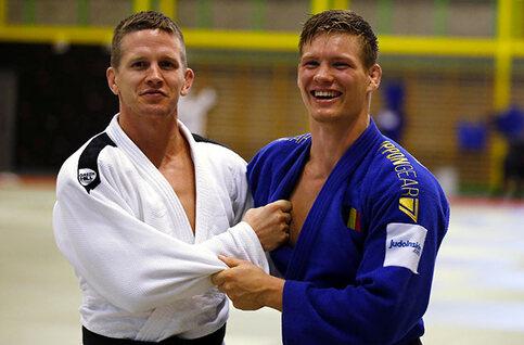 Ces judokas belges rêvent des Jeux olympiques de Tokyo !