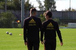 Reportage Vanheusden & Bataille U21